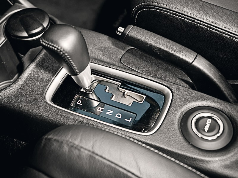 Mitsubishi Outlander 2012 АКПП