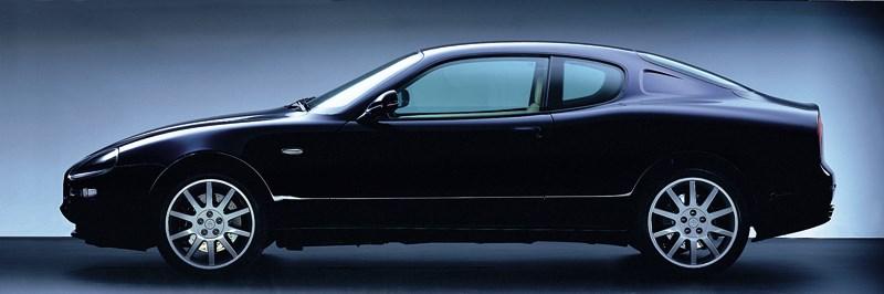 Maserati 3200 GT 1998 вид сбоку
