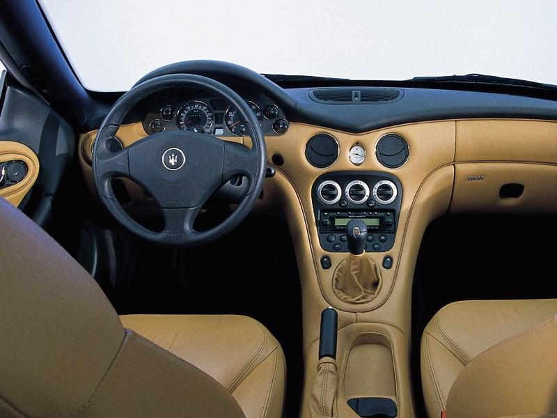 Салон Maserati 3200 GT