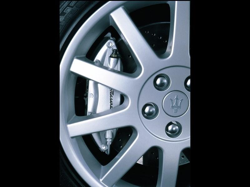 Фирменные колесные диски Maserati