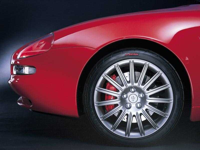 Колесные диски Maserati 3200 GT Assetto Corsa