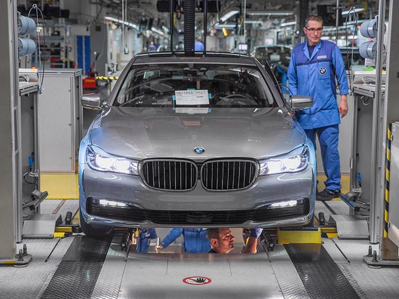 БМВ открыл вКалининграде дочернюю компанию попроизводству авто