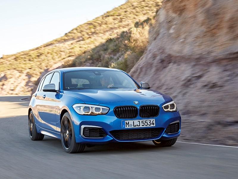 BMW назвала дату российской премьеры обновленной 1-й серии