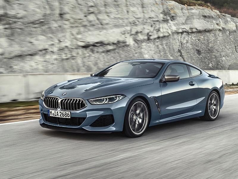 BMW назвала российские цены на купе 8 й серии Фото Авто Коломна