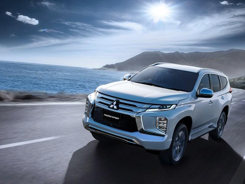 Cостоялась мировая премьера нового Mitsubishi Pajero Sport