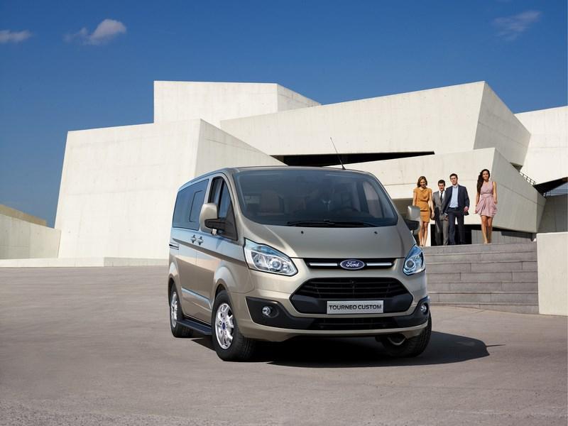 Ford расширяет свой модельный ряд легких коммерческих автомобилей