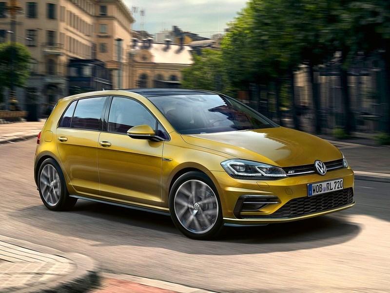 Volkswagen вернет Golf в Россию