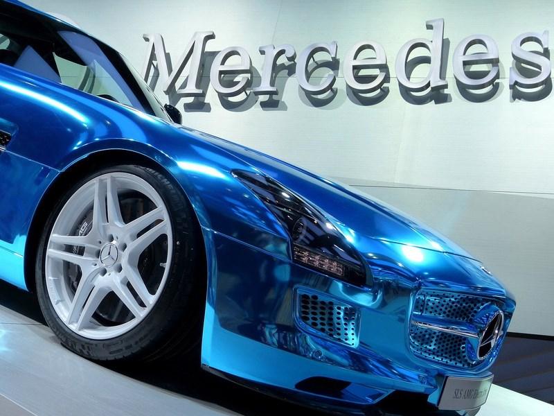 Mercedes-Benz представит новый электрический суббренд во Франции
