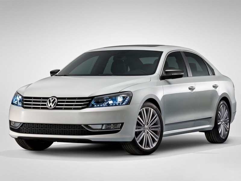 Volkswagen Passat Performance 2013 концепт