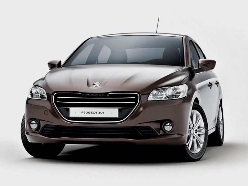 Парижский автосалон: дебют бюджетного седана Peugeot 301
