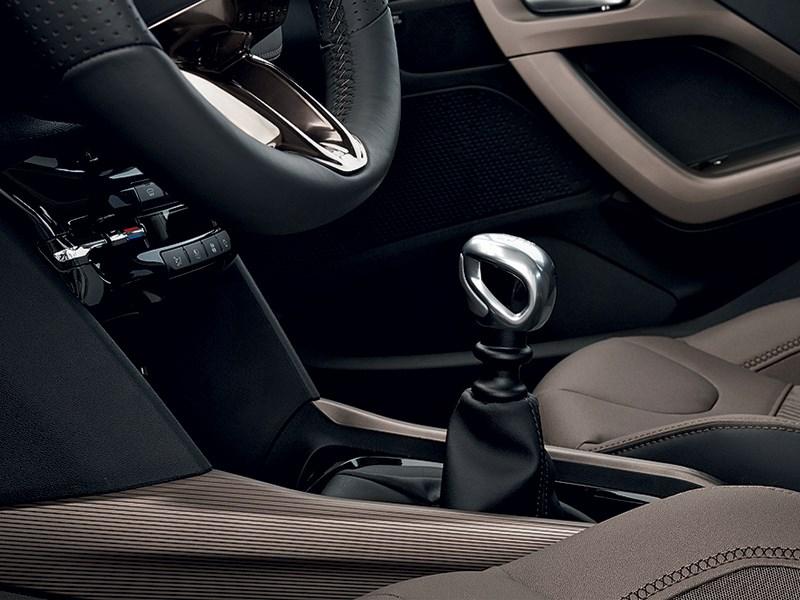 Peugeot 2008 2013 5КПП
