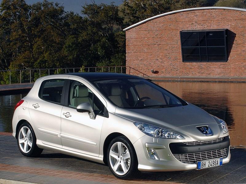 Peugeot, 308