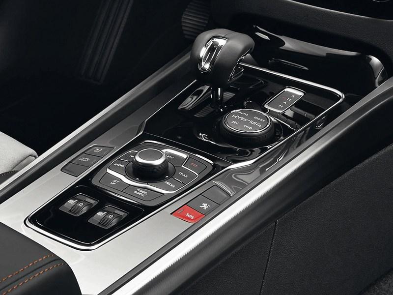 """Peugeot 508 RXH 2012 джойстик """"робота"""""""