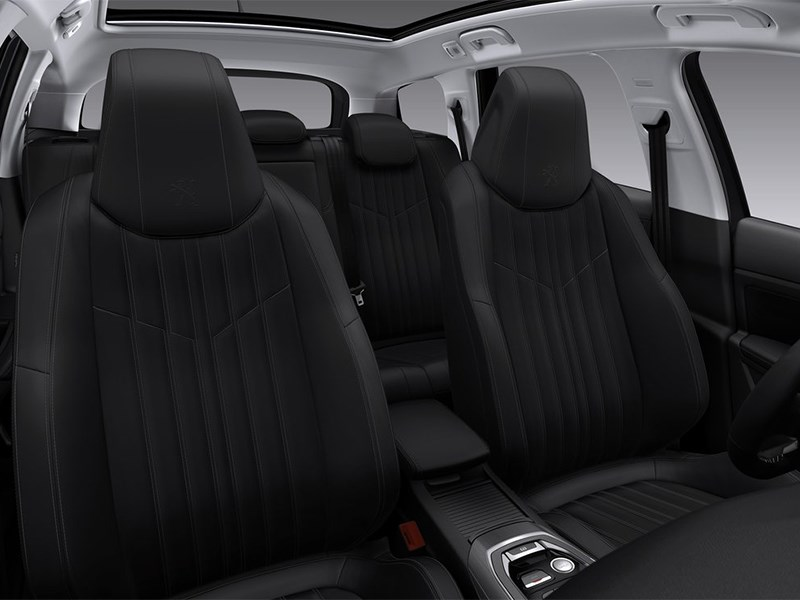 Peugeot 308 SW 2013 передние кресла