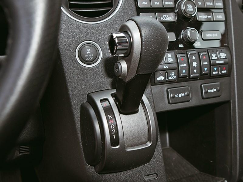 Honda Pilot 2012 5АКПП