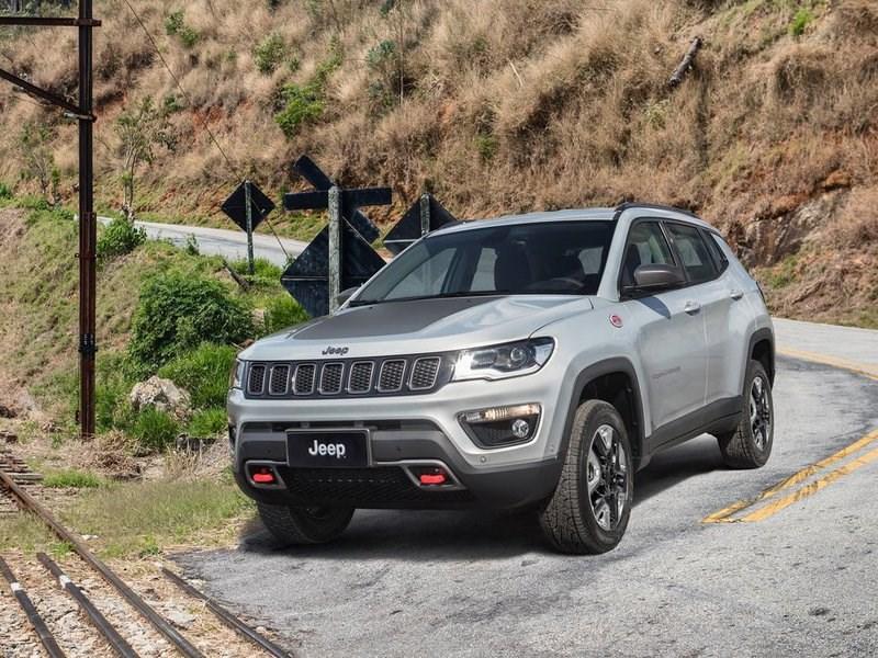 Jeep Compass появится на российском рынке в сентябре 2017 года