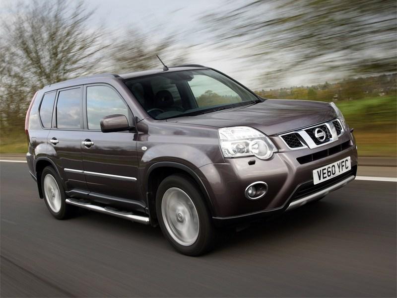 Nissan X-Trail с новыми опциями