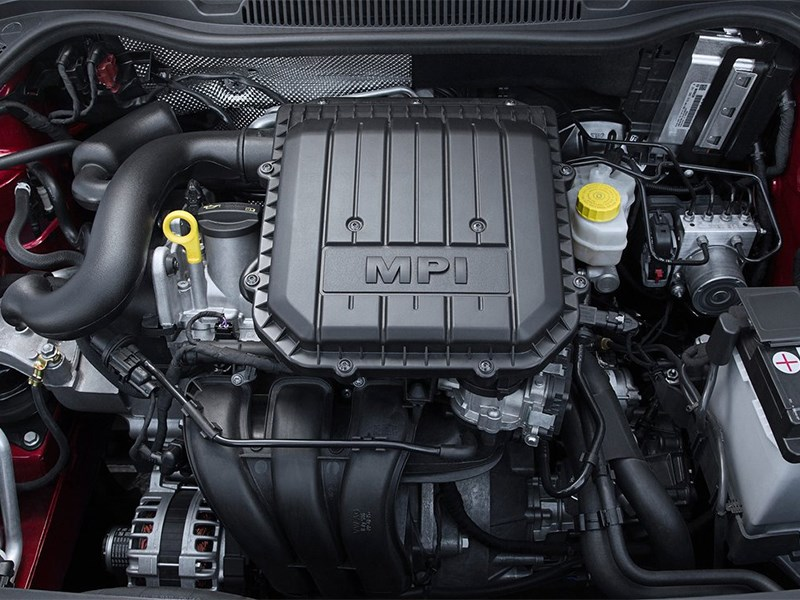 Volkswagen Polo 2013 двигатель