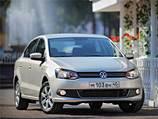 Volkswagen расширил комплект оборудования для Polo Sedan