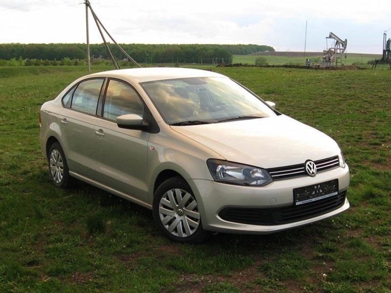 Августовские продажи Volkswagen выросли почти на 30%