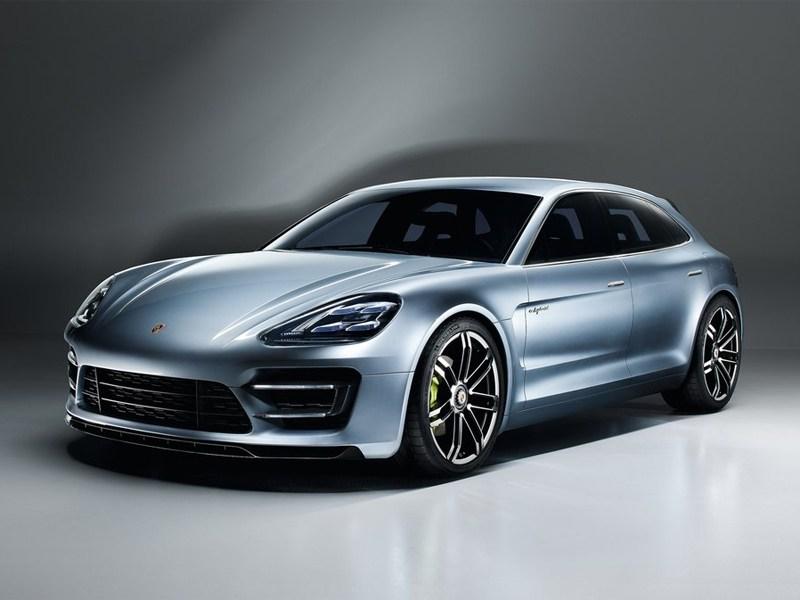 Парижский автосалон: Porsche показал Panamera Sport Turismo