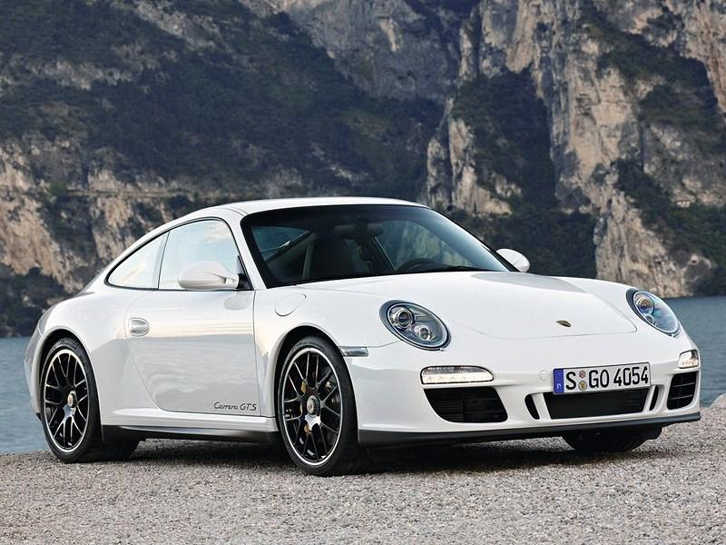 Porsche 911 Carrera GTS 997