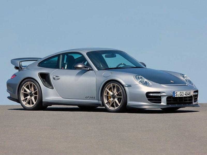 Porsche 911 GT2 RS 997
