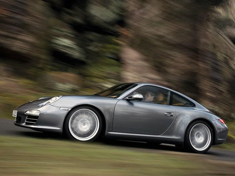 Porsche 911 Carrera 4 997