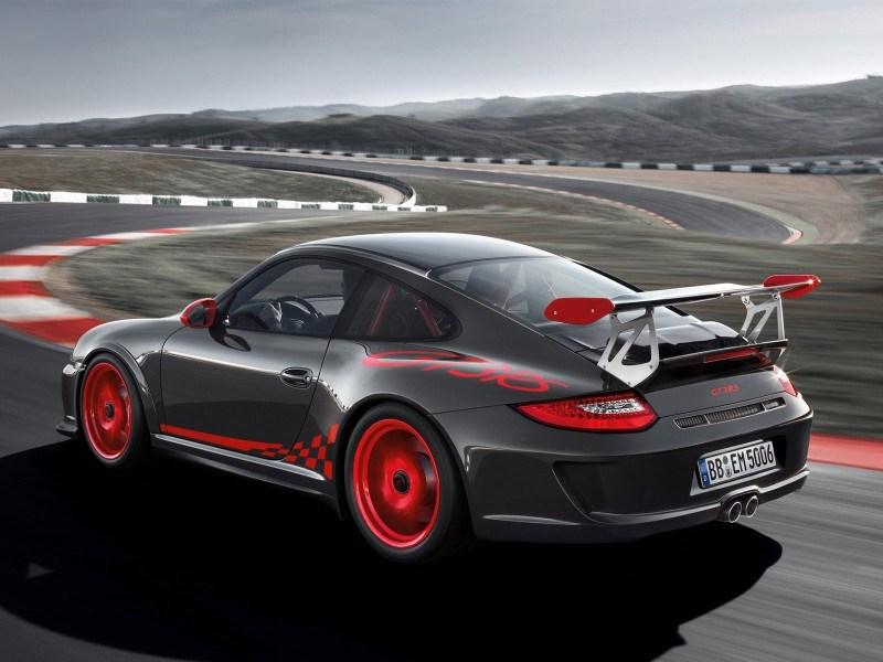 Представлен Porsche 911 GT3