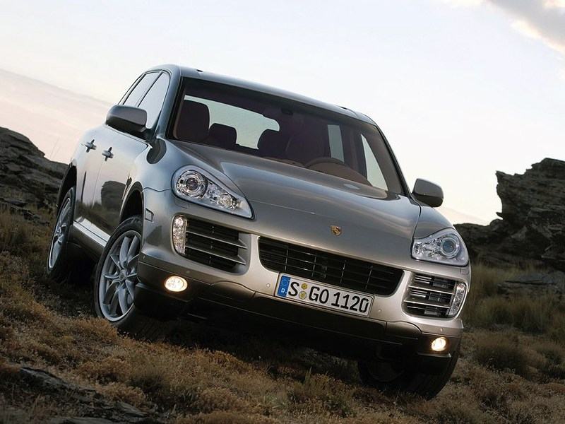 Porsche Cayenne I рест.