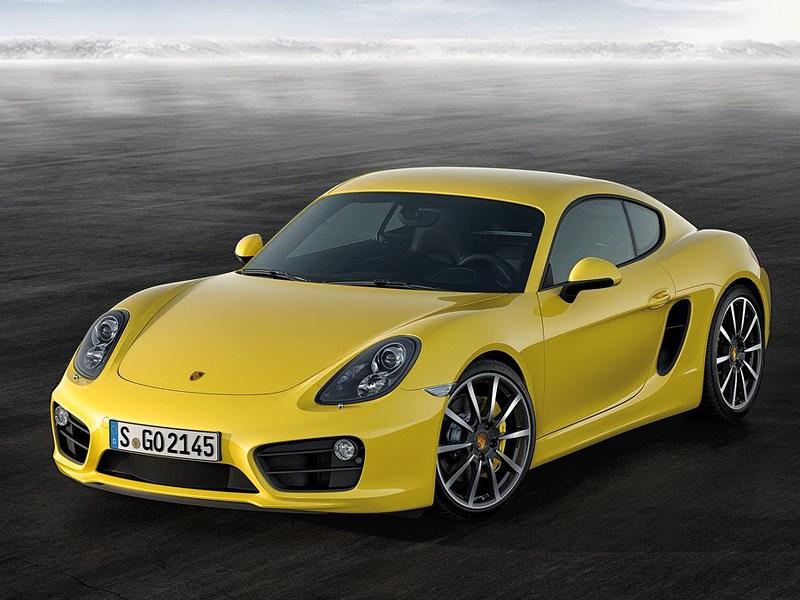 Новый Porsche Cayman - Переоценка ценностей