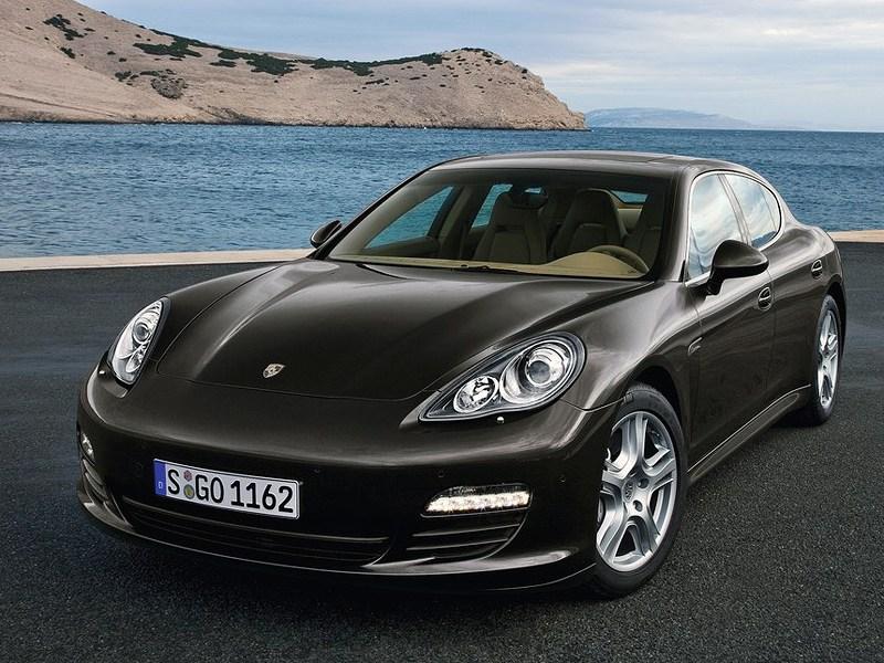 Porsche Panamera E2B
