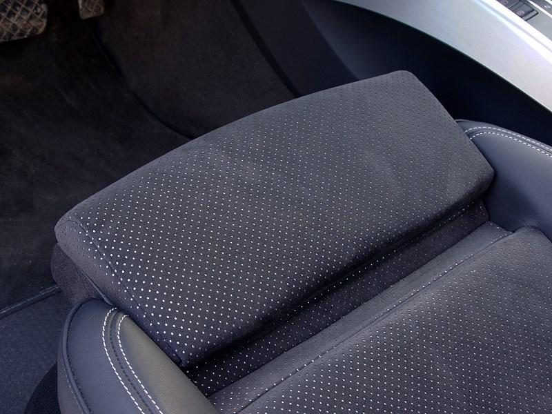 Audi Q5 2012 подушка переднего сидения