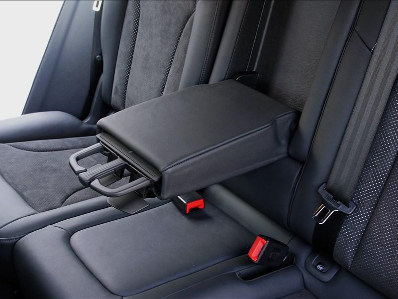 Audi Q5 2012 задний диван