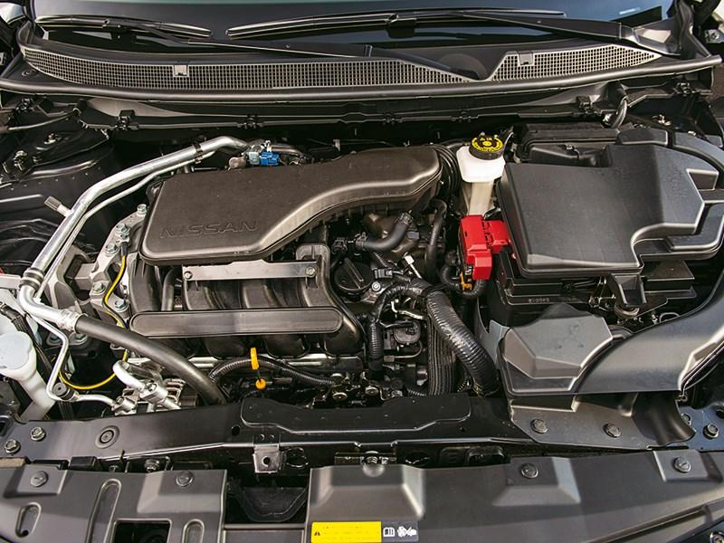 Nissan Qashqai 2013 двигатель
