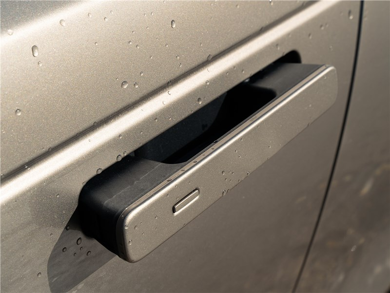 Land Rover Range Rover Velar (2021) ручка двери