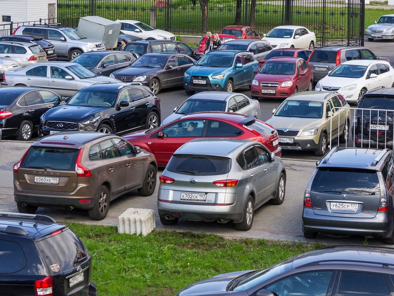 Москва остается лидером среди регионов РФ по продажам подержанных автомобилей