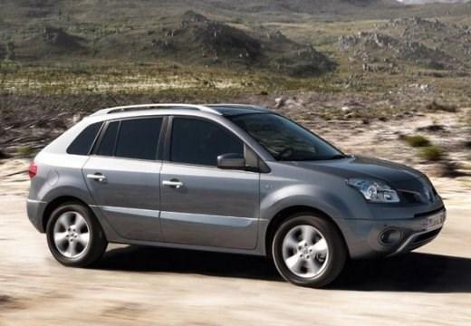 Renault готовится представить в будущем году кроссовер Koleos нового поколения