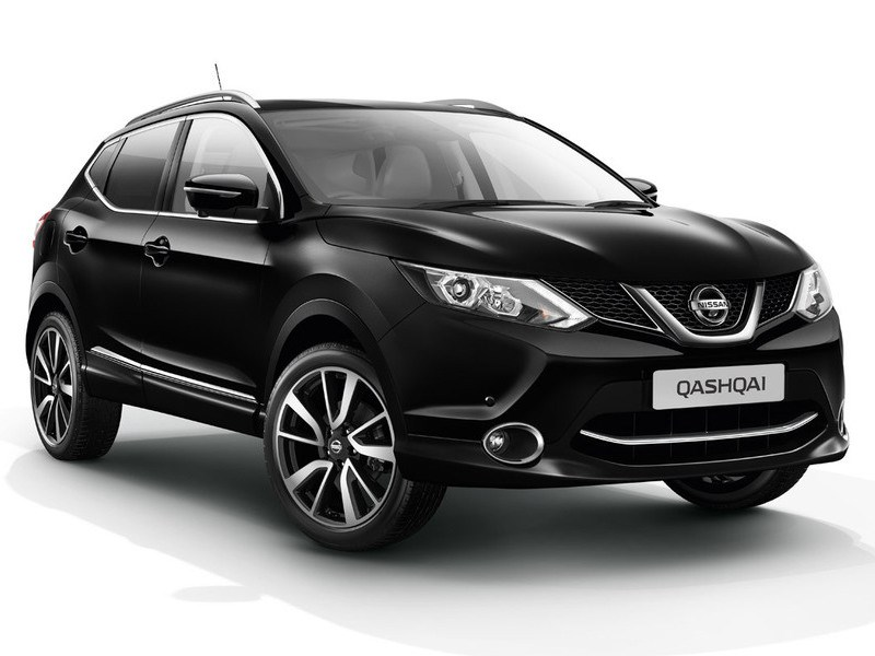 Nissan представил спецверсию кроссовера Qashqai