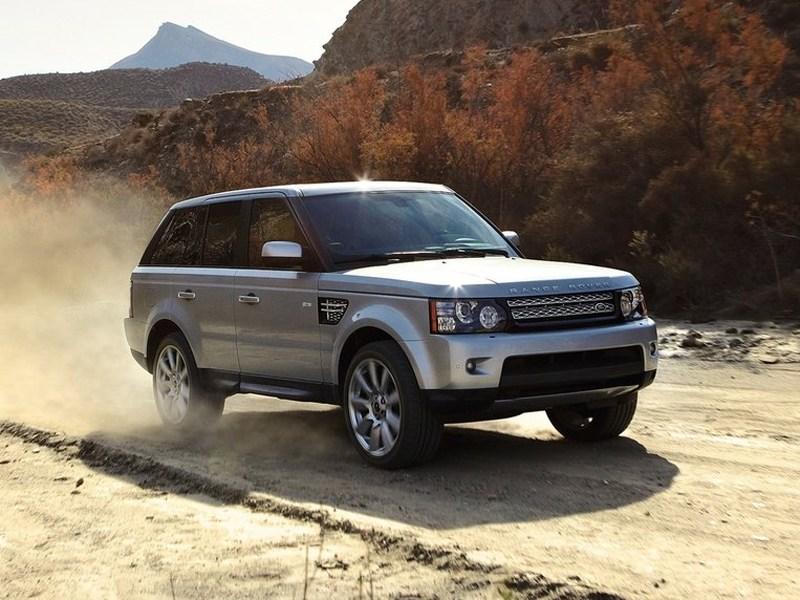 Range Rover Sport будет «заряжен»