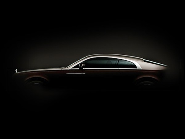 Самое мощное купе Rolls-Royce дебютирует в Женеве