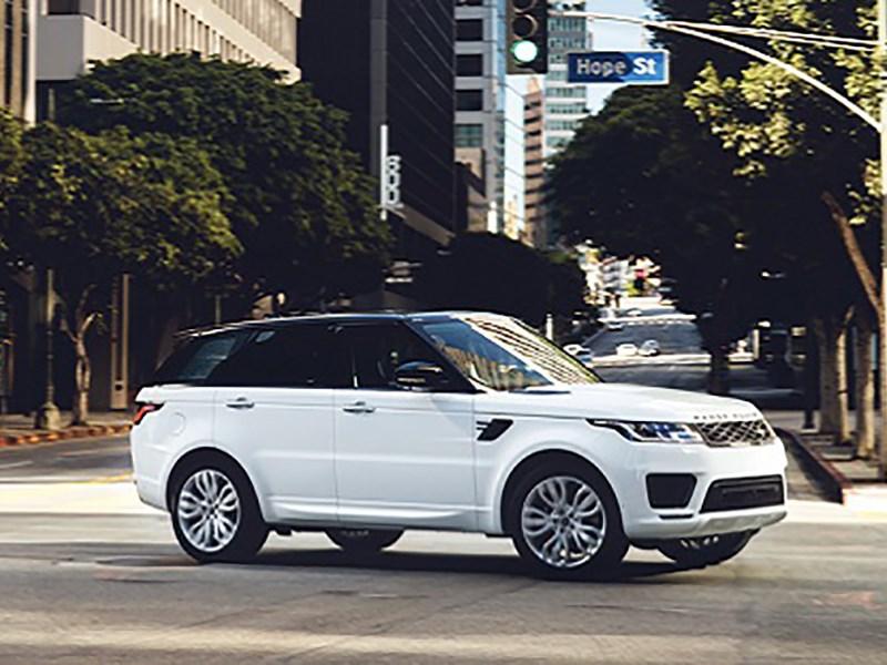 Land Rover рассказал об обновленном Range Rover для России Фото Авто Коломна