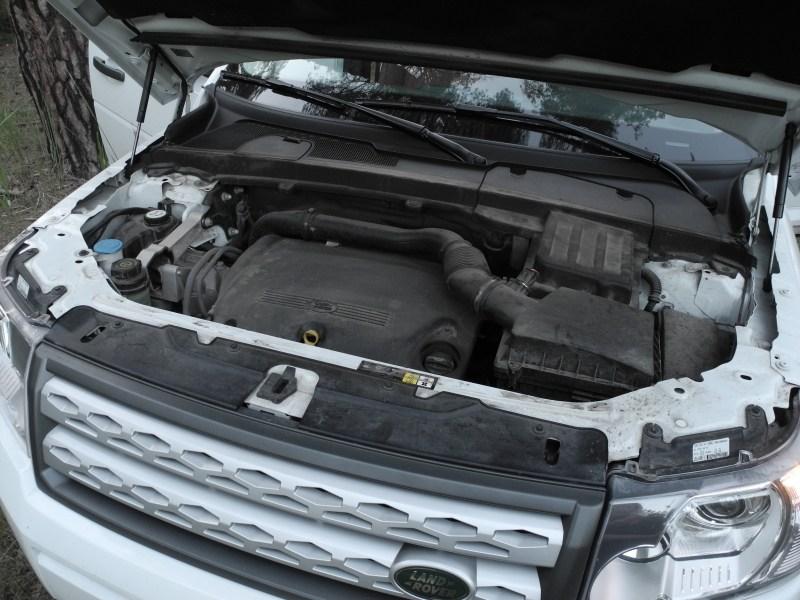 Land Rover Freelander 2 2011 двигатель