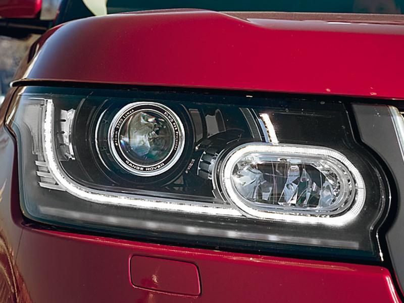 Land Rover Range Rover 2012 фара