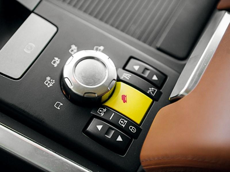 Range Rover Sport 2005 система Terrain Response