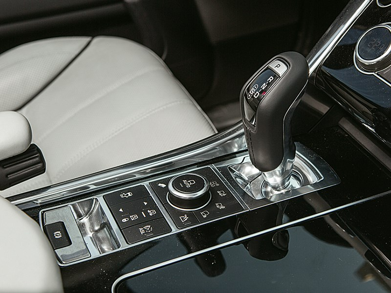 Range Rover Sport 5.0 Supercharged 2013 8АКПП
