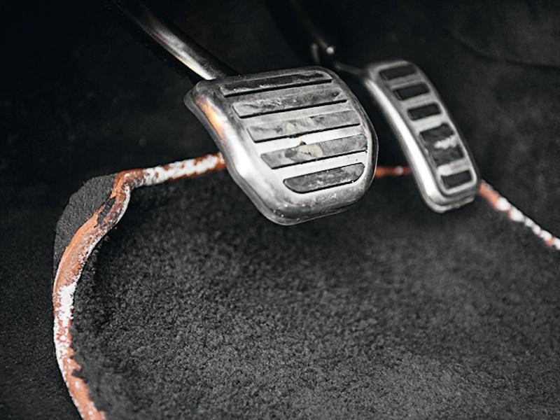 Range Rover Sport 2005 пердали