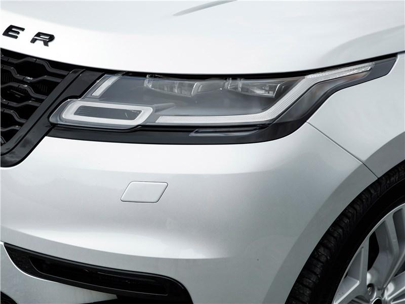 Land Rover Range Rover Velar 2018 передняя фара