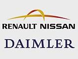 Renault-Nissan и Daimler объединились для разработки КПП и двигателя
