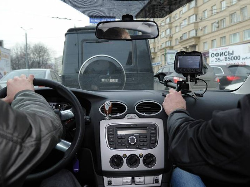 За выезд на «выделенку» водители отдадут 1,5 млрд рублей